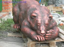 Медный медведь фото