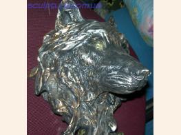 Голова волка на стену image 3