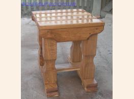 Табурет деревянный фото 1