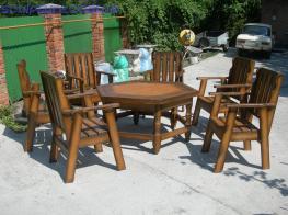 Садовые столы кресла фото 1