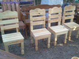 Деревянные стулья фото 1
