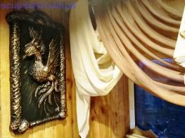 Панно гипс феникс фото 4