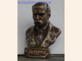 Бюст Шевченка фото