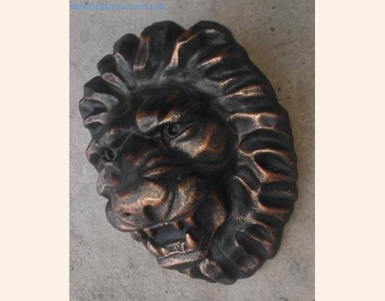 Голова льва фото 5