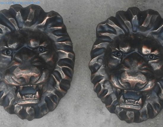 Голова льва фото 6