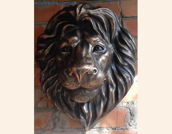 Голова льва фото 2