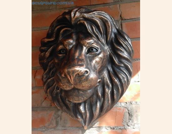Голова льва фото 1