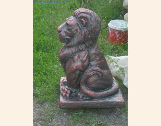 Медный лев фото 5