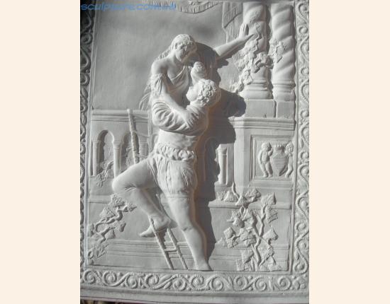Картина Ромео и Джульетта фото 5
