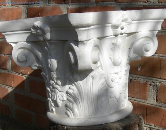 Капитель колонны фото