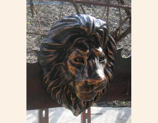 Голова льва фото 3