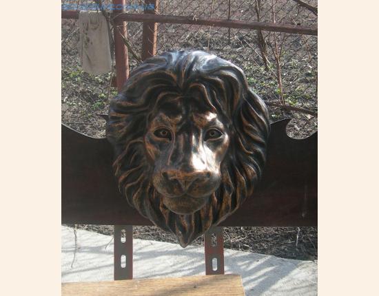 Голова льва фото 4