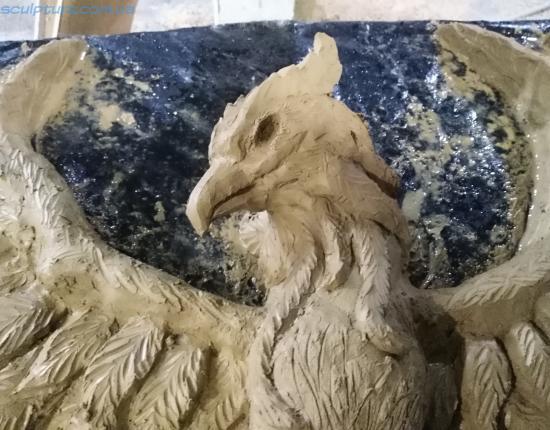 Изготовление лепка глина фото 1