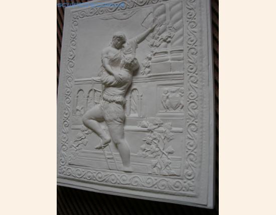 Панно из гипса Ромео и Джульетта image 8